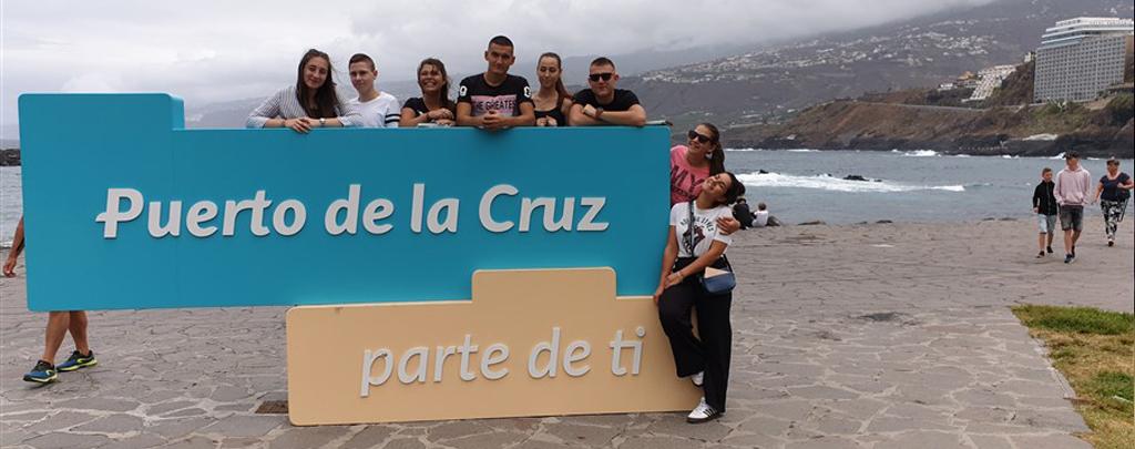 Практика в Тенерифе - 2019 година